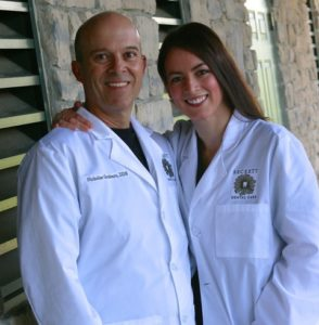 Dr. Nick and Dr. Chelsea