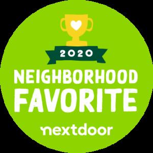 2020 Neighborhood Favorite